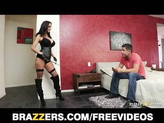 hot mistress ava addams has her turn being